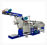 Economical Top Tube Soft FlowDyeing Machine