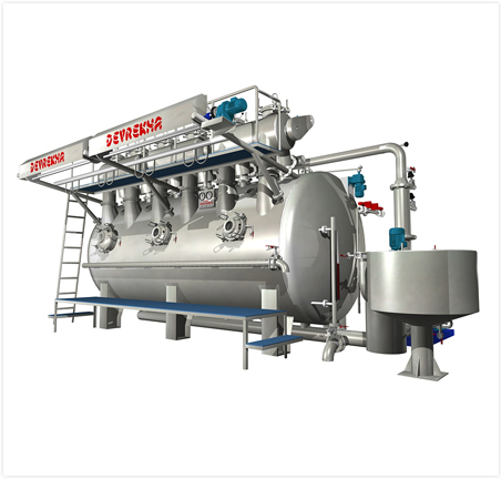 Multi Nozzle Soft Flow Dyeing Machines